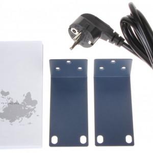 Switch 16 porturi PoE Hikvision carcasa metalica DS-3E0318P-E/M