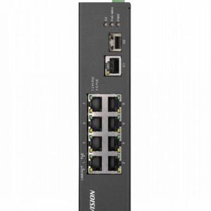 Switch HikVision 8 porturi PoE si doua porturi UpLink DS-3T0310HP-E-HS