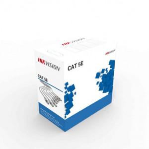 Cablu U/UTP Cat.5e, cutie 305m, 100% cupru DS-1LN5E-E/E