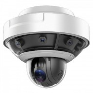 Camera Hikvision IP PTZ + Panoramic PanoVu DS-2DP1636Z-IX-D/235