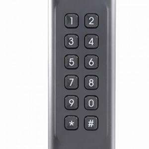 Cititor de carduri HikVision EM 125KHz cu tastatura DS-K1802EK