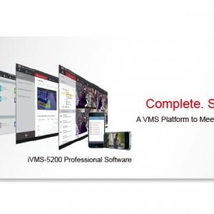 Pachet licenta iVMS-5200 Professional pentru 32 camere iVMS-5200 P32