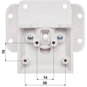 Suport detector Paradox din 3 piese SB469