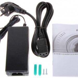 Switch 8 porturi PoE Hikvision carcasa metalica DS-3E0109P-E/M
