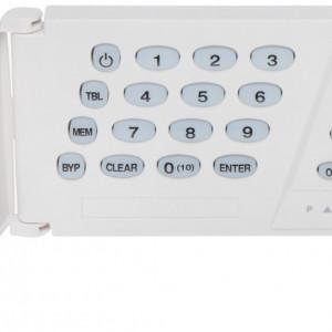 Tastatura cablata LCD Paradox cu 10 zone K636