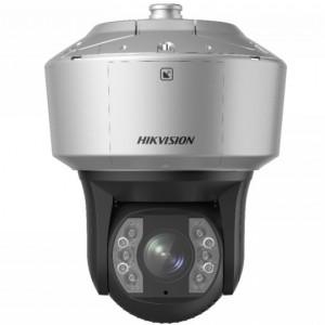 Camera IP HikVision 4MP RADAR 40x zoom optic detecteaza patrunderea in perimetru la 100 m iDS-2SR8141IXS-AB