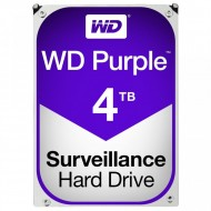 HDD WD Purple Surveillance 4TB WD40PURZ