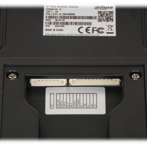 Post exterior de Videointerfon Dahua IP DH-VTO3211D-P