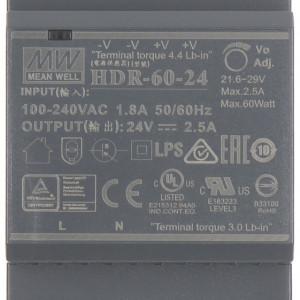Sursa alimentare Hikvision PTZ DS-KAW60-2N
