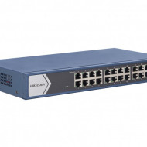 Switch HikVision 24 porturi Gigabit cu web interface DS-3E1524-EI
