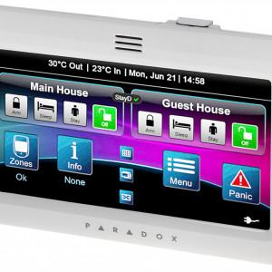 Tastatura LCD touch screen Paradox TM50