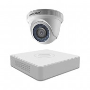 Sistem supraveghere interior Hikvision 1 camera 1.3MP MK070-KIT19