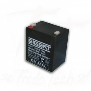 Acumulator ELAN BIGBAT 12V/4.5Ah SLA 4.5 AH