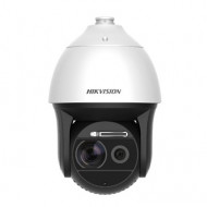 Camera Hikvision IP SPEED DOME 4K Laser Smart cu stergator DS-2DF8836I5X-AELW(B)
