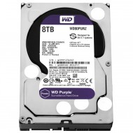 HDD WD Purple Surveillance 8TB WD80PURZ