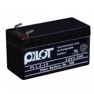 Acumulator PILOT 1.3 AH/12V PL 1.3 AH