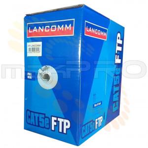 Cablu FTP Lancomm cat.5e 24 AWG