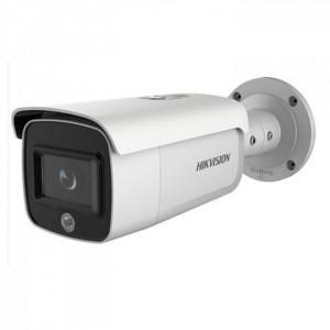 Camera Hikvision IP 4MP IR 80m Strobe Light DS-2CD2T46G1-4I/SL
