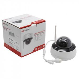 Camera Hikvision IP WiFi cu microfon 4MP DS-2CD2141G1-IDW1