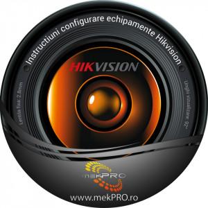 CD pentru configurarea sistemelor Hikvision MK071-CD001