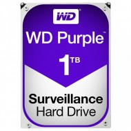 HDD WD Purple Surveillance 1TB WD10PURZ