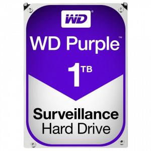 HDD WD Purple Surveillance 1TB WD10PURZ