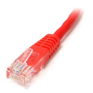 Patch cord UTP cat.6 - 2 m rosu