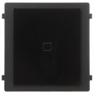 Post exterior HikVision 2 module aparent DS-KD8003-IME1/Surface+DS-KD-E+DS-KD-ACW2