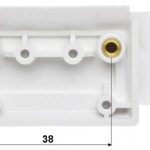 Suport detector Paradox pentru tavan si perete SB85