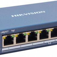 Switch HikVision 8 porturi PoE cu web interface DS-3E1309P-EI