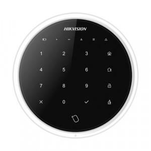 Tastatura HikVision Wireless neagra de interior DS-PKA-WLM-868-B