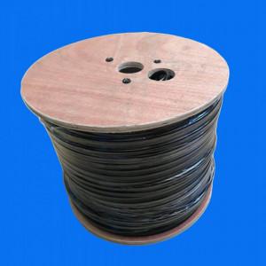 Cablu coaxial cu alimentare HikVision 100% cupru DS-1LC1SCA2C-200B