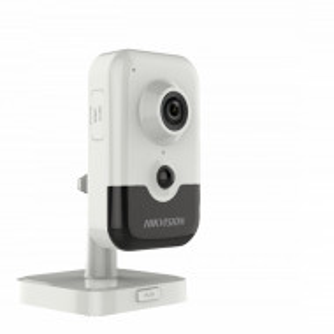 Camera Hikvision IP 2MP cu microfon, difuzor si senzor PIR DS-2CD2421G0-IDW