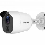 Camera Hikvision Turbo HD 2MP senzor PIR incorporat si alarma DS-2CE11D0T-PIRLPO