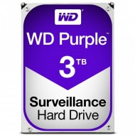 HDD WD Purple Surveillance 3TB WD30PURZ