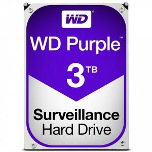 HDD WD Purple Surveillance 3TB WD30PURZ
