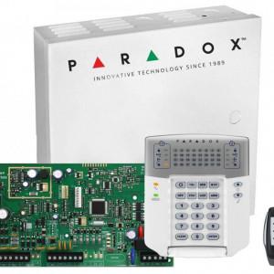 Kit Centrala Magellan Paradox cutie tastatura si telecomanda MG5000(CT)+K32++REM1