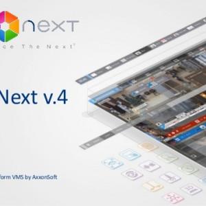 Licenta software Axxon Next Pro 16 camere SW-SMU-S16-RTL