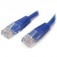 Patch Cord UTP Cat.5e-1M albastru