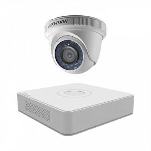 Sistem supraveghere interior Hikvision 1 camera 2MP MK073-KIT22