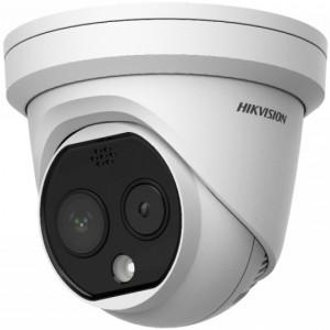 Camera termica HikVision IP cu functie de detectie temperatura corporala DS-2TD1217B-6/PA