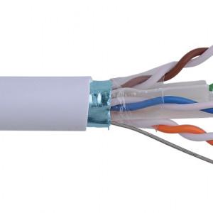 Cablu FTP Well Cat.6E, 8 fire cupru FTP6-CU-305-WL