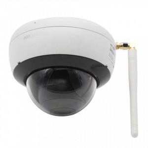 Camera Hikvision IP WiFi cu microfon 2MP DS-2CD2121G1-IDW1