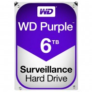 HDD WD Purple Surveillance 6TB WD60PURX