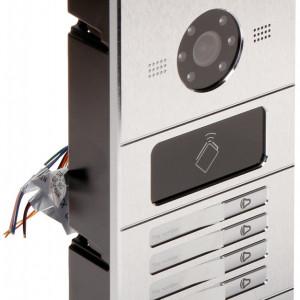 Post exterior de Videointerfon IP HikVision DS-KV8402-IM