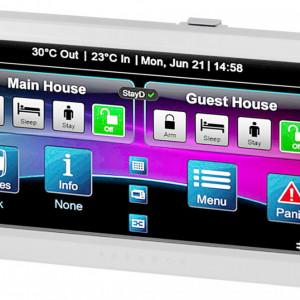 Tastatura LCD touch screen Paradox 7 inch TM70