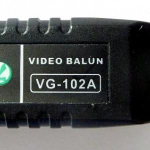 Video balun Vigilio VG-102A