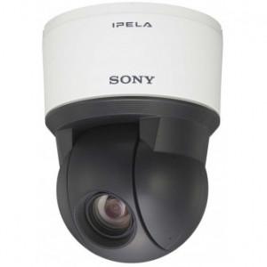 Camera Sony PTZ IP SNC-ER521