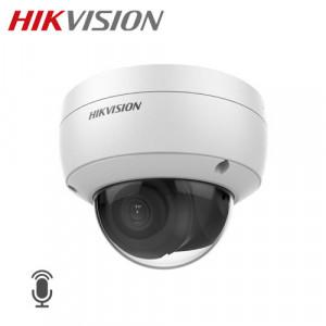 Camera Hikvision IP Anti-Vandal cu microfon incorporat 4MP DS-2CD2143G0-IU