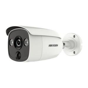 Camera Hikvision Turbo HD 2MP smart FSI cu senzor PIR , LED alarma si iesire alarma DS-2CE12D8T-PIRLO